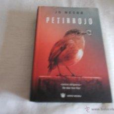 Libros de segunda mano: PETIRROJO JO NESBO. Lote 53979805