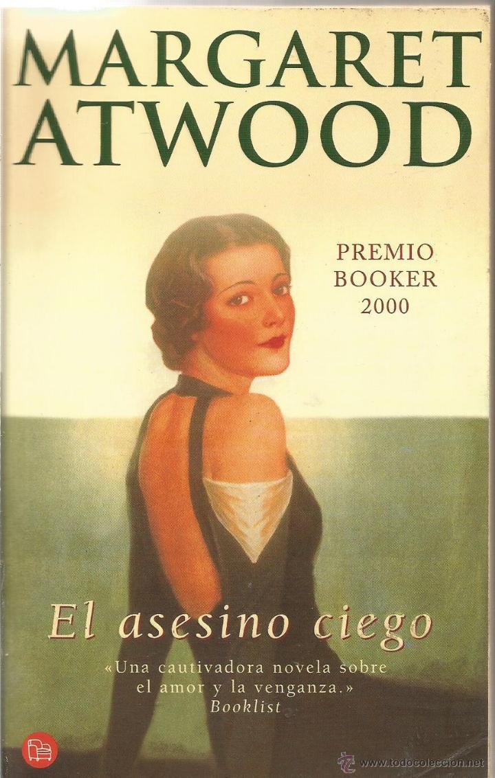 MARGARET ATWOOD. EL ASESINO CIEGO. PUNTO DE LECTURA (Libros de segunda mano (posteriores a 1936) - Literatura - Narrativa - Terror, Misterio y Policíaco)