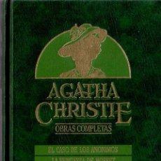 Libros de segunda mano: AGATHA CHRISTIE OBRAS COMPLETAS Nº 20. Lote 54413055