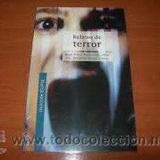 Libros de segunda mano - relatos de terror coleccion eclipse edimat allan poe,maupassant,bram stoker,etc. - 54634885