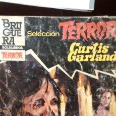 Libri di seconda mano: SELECCION TERROR BRUGUERA 553 - SANGRIENTO CARNAVAL - CURTIS GARLAND. Lote 73319447