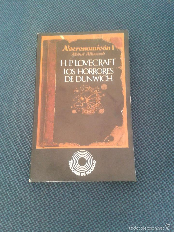 NECRONOMICON I  LOS HORRORES DE DUNWICH  H P  LOVECRAFT