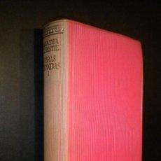 Libros de segunda mano: OBRAS ESCOGIDAS I / AGATHA CHRISTIE. Lote 55340371