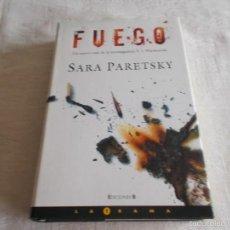Libros de segunda mano: FUEGO SARA PARETSKY. Lote 55803562
