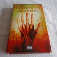 Libros de segunda mano: LOS CUADROS DEL ANATOMISTA. Lote 55804094