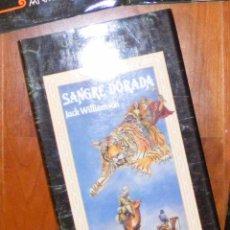 Libros de segunda mano: SANGRE DORADA - JACK WILLIAMSON - ANAYA ÚLTIMA THULE. Lote 55808337