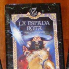 Libros de segunda mano: LA ESPADA ROTA - POUL ANDERSON - ANAYA ÚLTIMA THULE. Lote 78437906
