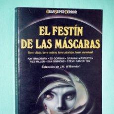 Libros de segunda mano: MARTINEZ ROCA - EL FESTIN DE LAS MASCARAS - VARIOS AUTORES. Lote 47694447