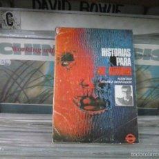 Libros de segunda mano: HISTORIAS PARA NO DORMIR,NARCISO IBAÑEZ SERRADOR. Lote 55933817