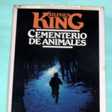 CEMENTERIO DE ANIMALES - STEPHEN KING
