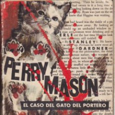 Libros de segunda mano: EL CASO DEL GATO DEL PORTERO ····PERRY MASON .. Lote 56015913