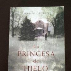 Libros de segunda mano: LA PRINCESA DE HIELO. Lote 56107190