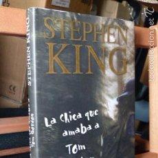 Libros de segunda mano: LA CHICA QUE AMABA A TOM GORDON - STEPHEN KING (TAPA DURA CON SOBRECUBIERTA ) ED. PLAZA & JANÉS. Lote 56324760