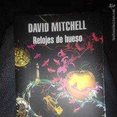 Libros de segunda mano: DAVID MITCHELL RELOJES DE HUESO NUEVO 2016 + LIBRO LADO MAS PERSONAL DE DAVID MITCHELL. Lote 56492988