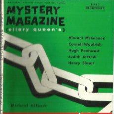 Libros de segunda mano: MYSTERY MAGAZINE. REVISTA DE MISTERIO. MICHAEL GILBERT. BARCELONA. 1967. Lote 132230977