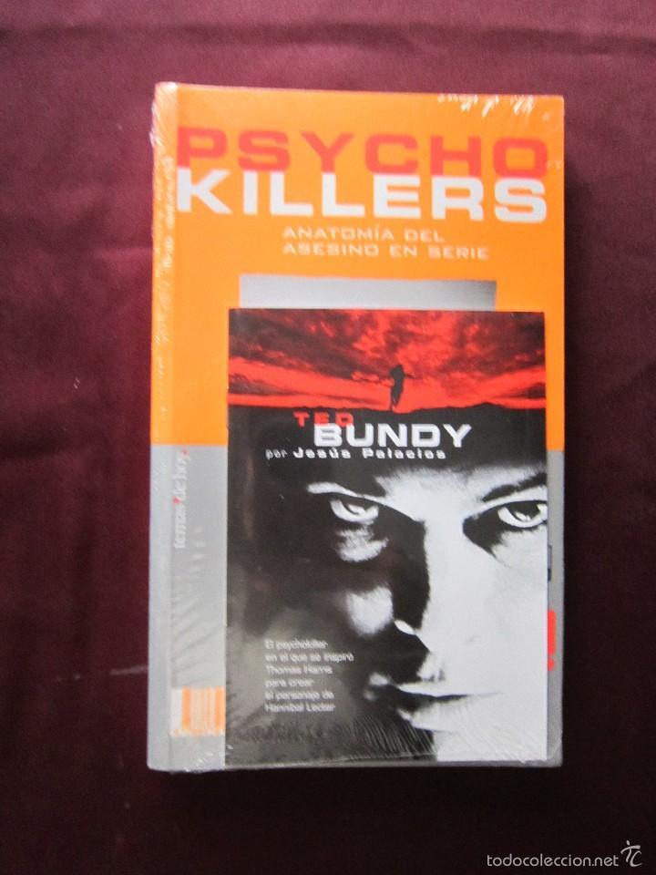 psychokillers. anatomía del asesino en serie je - Comprar Libros de ...