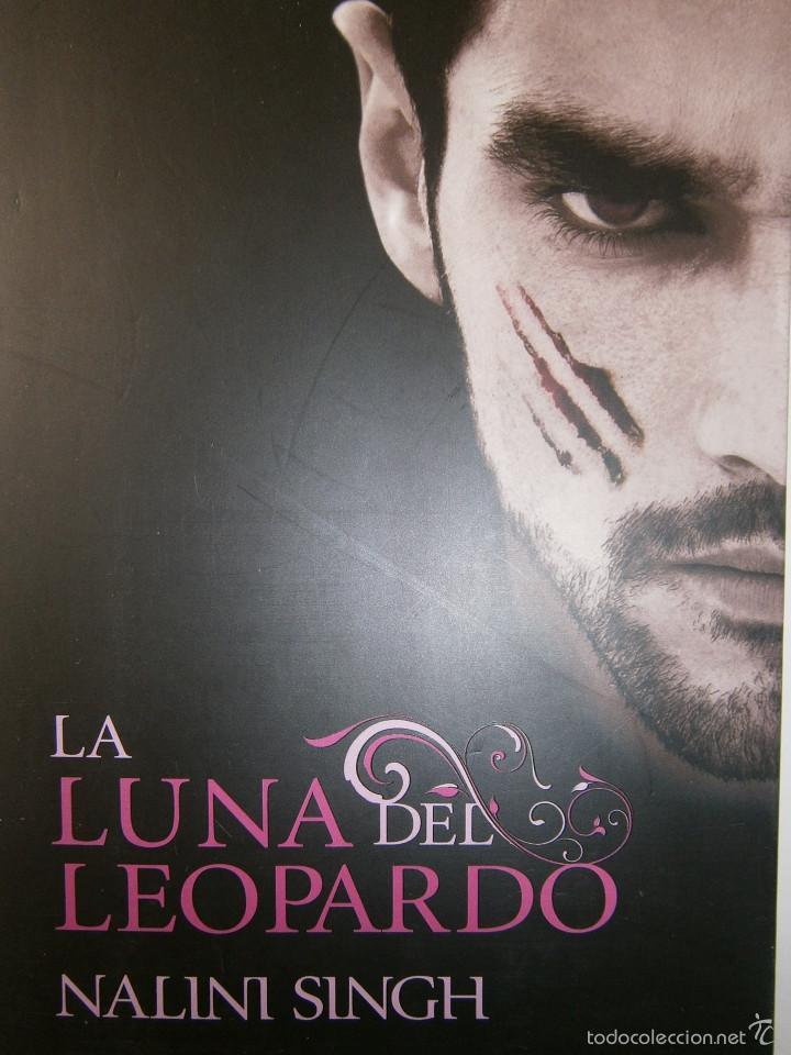 LA LUNA DEL LEOPARDO NALINI SINGH 1 EDICION 2012 (Libros de segunda mano (posteriores a 1936) - Literatura - Narrativa - Terror, Misterio y Policíaco)