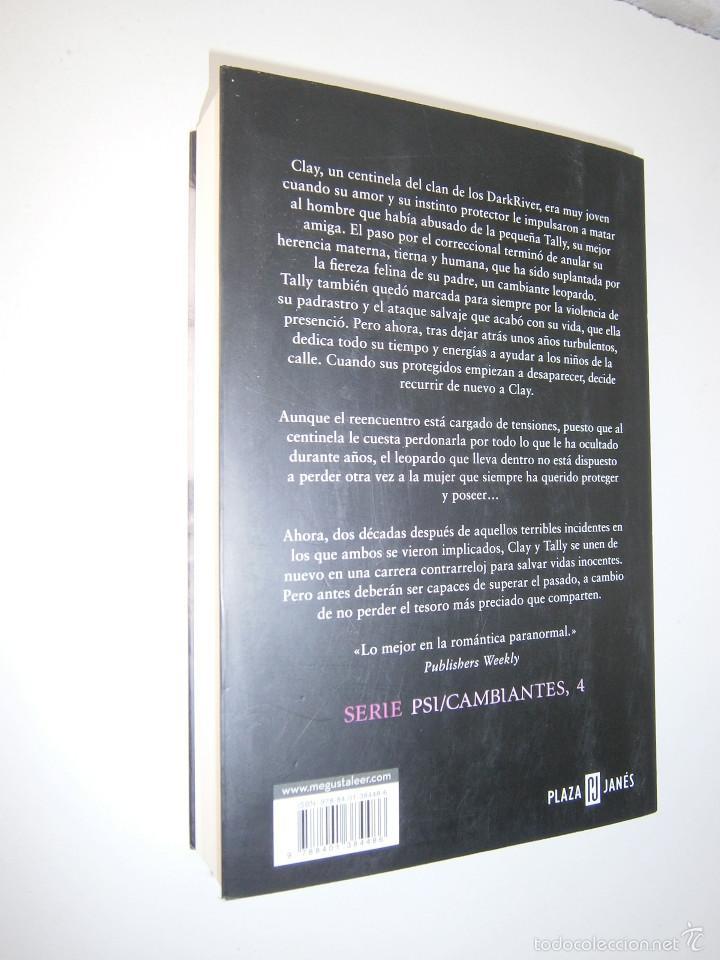 Libros de segunda mano: LA LUNA DEL LEOPARDO Nalini Singh 1 edicion 2012 - Foto 5 - 131550187
