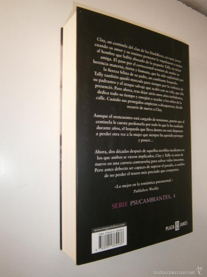 Libros de segunda mano: LA LUNA DEL LEOPARDO Nalini Singh 1 edicion 2012 - Foto 6 - 131550187