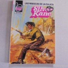 Libros de segunda mano: BRAVO OESTE 1088 - SILVER KANE / LAS MUESCAS DE LA CULATA - AÑO 1981 - COMO NUEVA. Lote 57314956