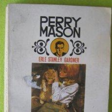 Libros de segunda mano: PERRY MANSON _ EL CASO DEL GATITO IMPRUDENTE _ ERLE STANLEY. Lote 57355438