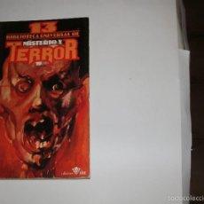 Libros de segunda mano: BIBLIOTECA UNIVERSAL DE MISTERIO Y TERROR. N° 13 - EDICIONES UVE 1981-. Lote 57767049