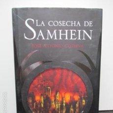 Libros de segunda mano: LA COSECHA DE SAMHEIN - JOSE ANTONIO COTRINA - ALFAGUARA - 1ª ED. 2009. Lote 175817117