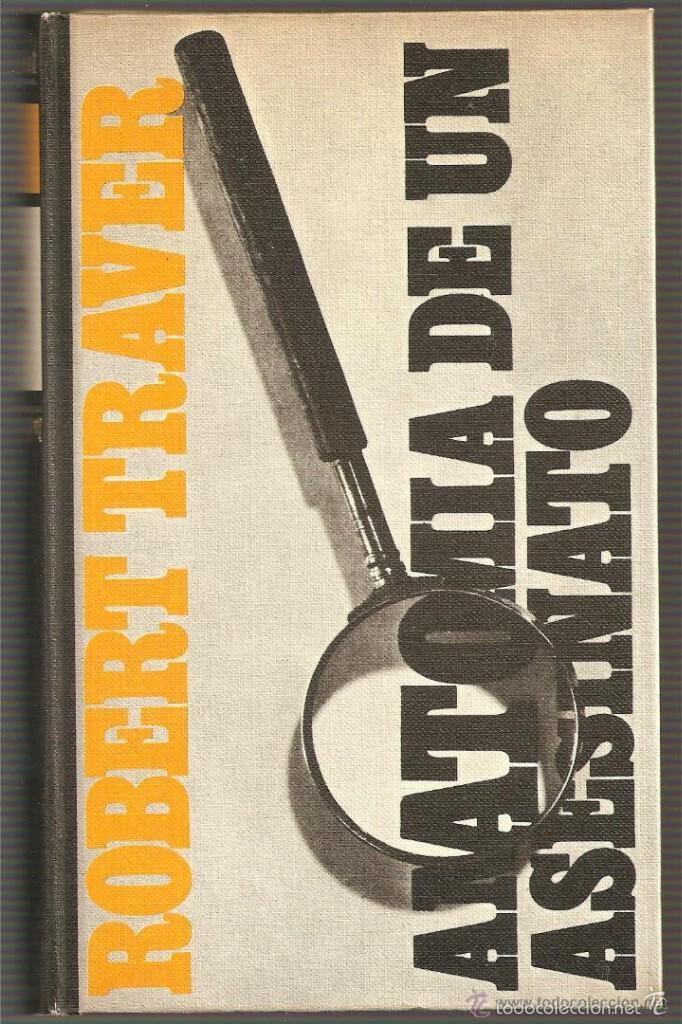 anatomia de un asesinato (robert traver) - - Comprar Libros de ...