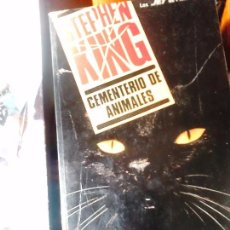 Cementerio de Animales. Stephen King