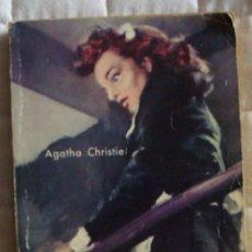 Libros de segunda mano: AGATHA CRISTIE OCHO 8 CASOS POIROT MOLINO RIERA ROJAS ZOE GODOY 1962. Lote 57990368