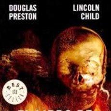 Libros de segunda mano: EL LIBRO DE LOS MUERTOS DOUGLAS PRESTON Y LINCOLN CHILD,BOLSILLO. Lote 58133459