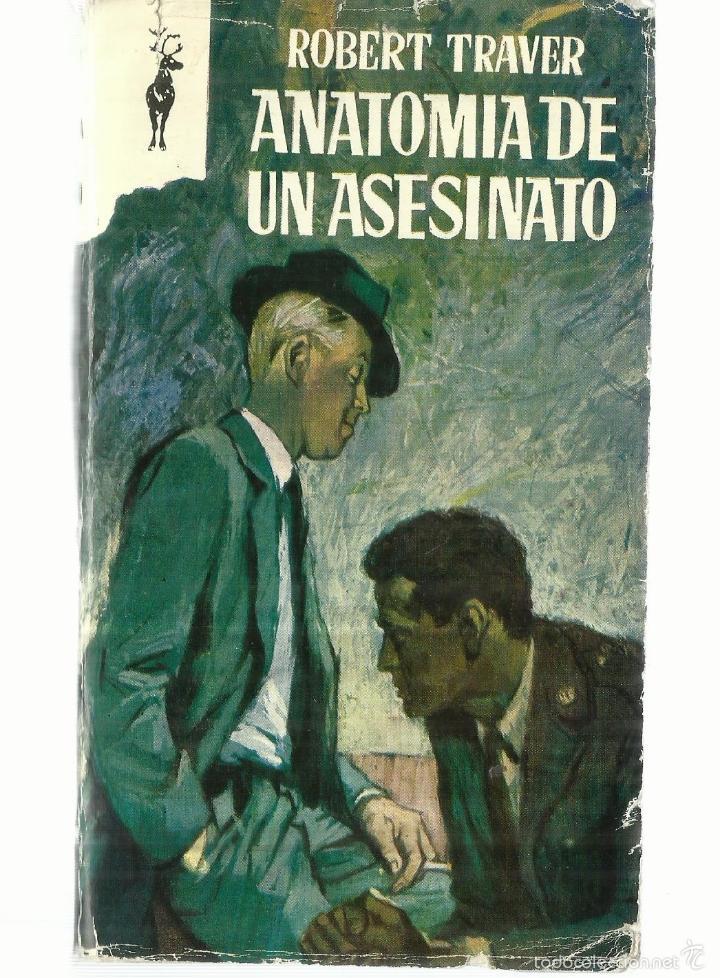 Encantador Ver Anatomía De Un Asesinato Patrón - Anatomía de Las ...