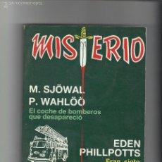 Libros de segunda mano: MISTERIO.. Lote 58391524