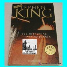 Libros de segunda mano - DOS HISTORIAS PARA NO DORMIR - STEPHEN KING - RANDOM MONDADORI - 2004 - EXCELENTE - 87383864