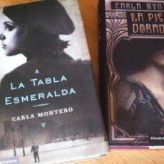 Libros de segunda mano - novelas Carla Montero - 58606419
