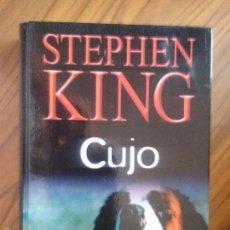 Libros de segunda mano: CUJO. STEPHEN KING. RBA. BUEN ESTADO. . Lote 60494639