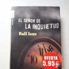 Libros de segunda mano: EL SEÑOR DE LA INQUIETUD. Lote 61185331