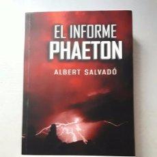 Libros de segunda mano: EL INFORME PHAETON. Lote 61187119
