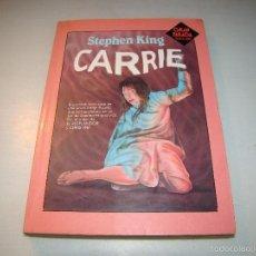 Libros de segunda mano - STEPHEN KING - CARRIE - 61258203