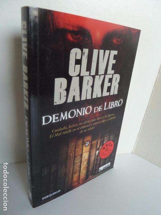 Demonio De Libro Bolsillo Clive Barker La Fa Vendido En Venta Directa 62108438