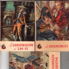 Libros de segunda mano: AS DE CORAZONES NºS - 2,3,4 EDI. SATURNINO CALLEJA POR A.FARTO DE FONSECA. Lote 62309396