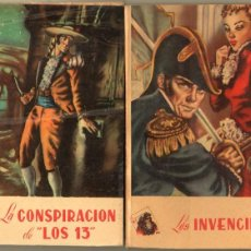 Libros de segunda mano: AS DE CORAZONES NºS - 3 Y 4 - EDI. SATURNINO CALLEJA - POR A. FARTO DE FONSECA. Lote 62309448
