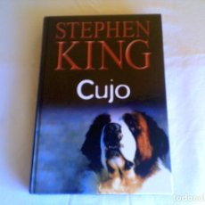 Libros de segunda mano: CUJO-STEPHEN KING-. Lote 66218142
