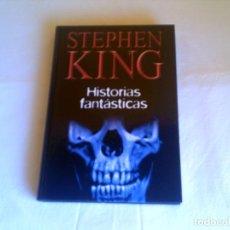 Libros de segunda mano: HISTORIAS FANTÁSTICAS-STEPHEN KING-. Lote 66300630