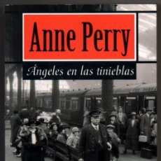 Libros de segunda mano - ANGELES EN LAS TINIEBLAS - ANNE PERRY * - 66455066