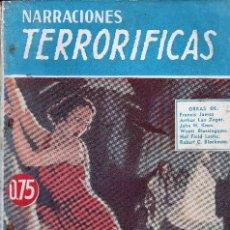 Libros de segunda mano: NARRACIONES TERRORÍFICAS Nº 51. ESCLAVO DE SATANÀS. Lote 66743498
