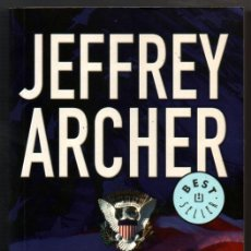 Libros de segunda mano: JUEGO DEL DESTINO - JEFFREY ARCHER *. Lote 66748506