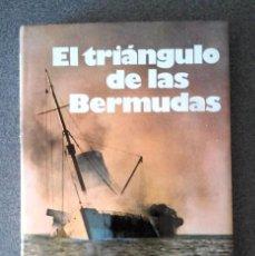 Libros de segunda mano: EL TRIANGULO DE LAS BERMUDAS CHARLES BERLITZ. Lote 66901862