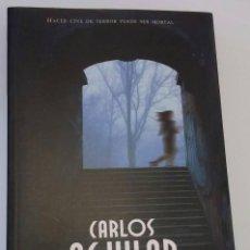 Libros de segunda mano: NUEVE COLORES SANGRA LA LUNA - CARLOS AGUILAR - GIALLO. Lote 151558984