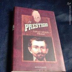 Libros de segunda mano: EL PRESTIGIO. CRISTOPHER PRIEST. MINOTAURO. MUY DIFICIL, COLECCIONISTA. Lote 69489481